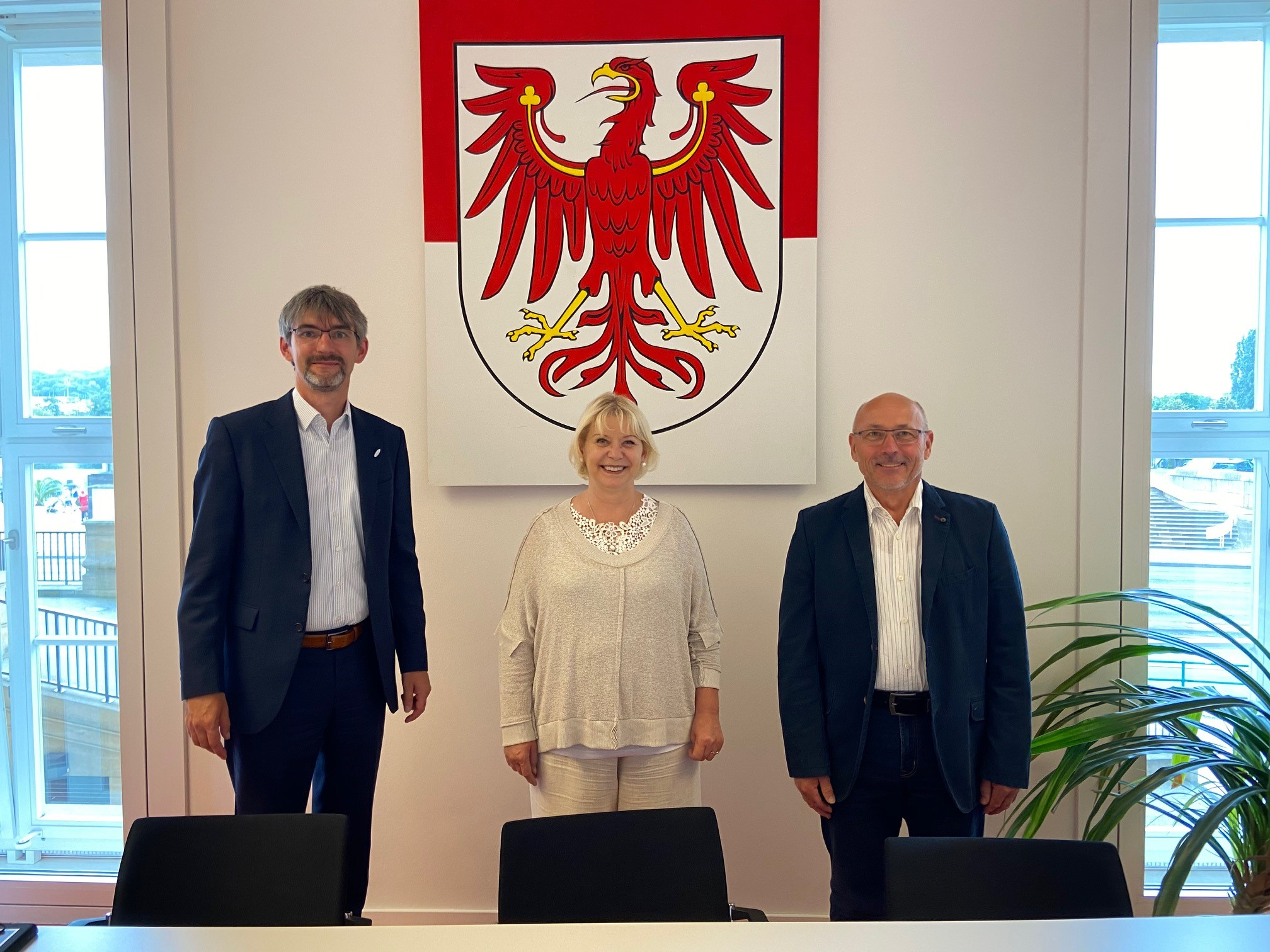 Landtagspräsidentin Prof. Dr. Liedtke übernimmt Schirmherrschaft des 1. Parlaments der Dörfer in 2021