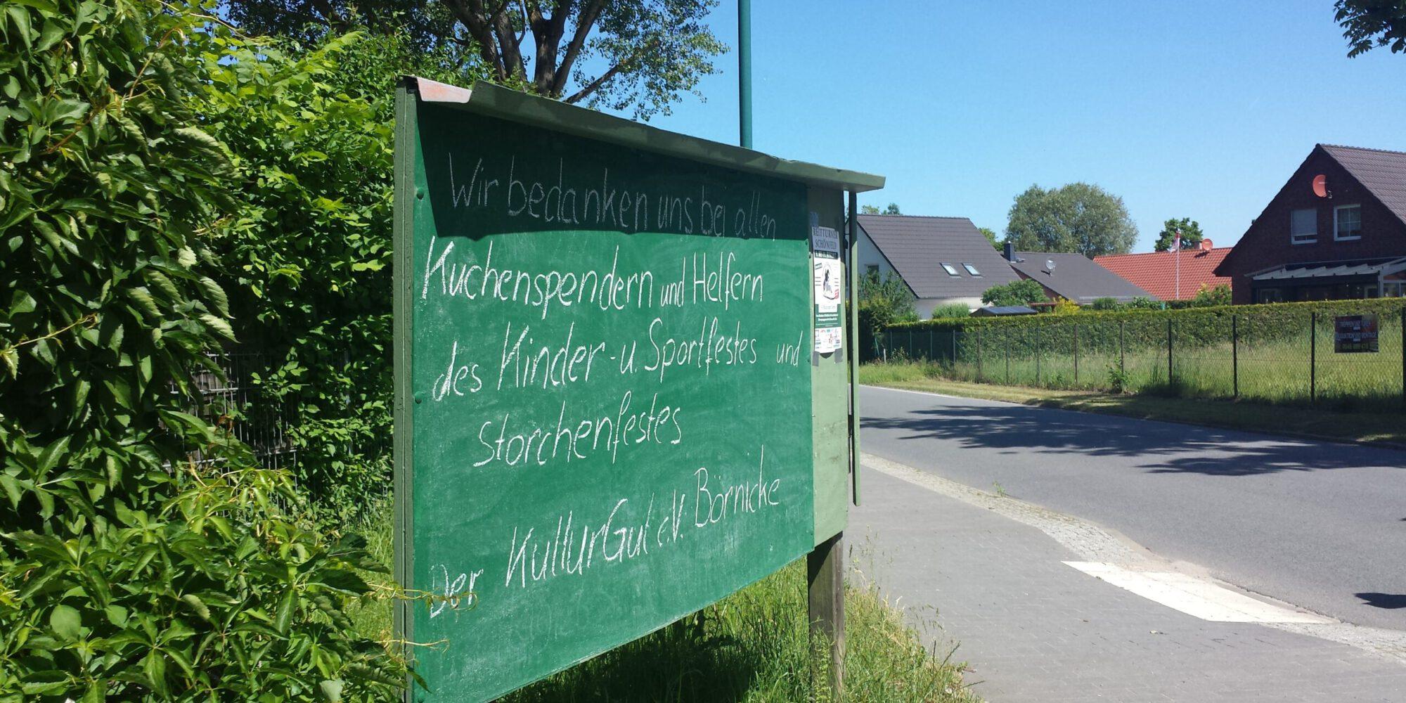 2021: Erstes Parlament der Dörfer  in Brandenburg
