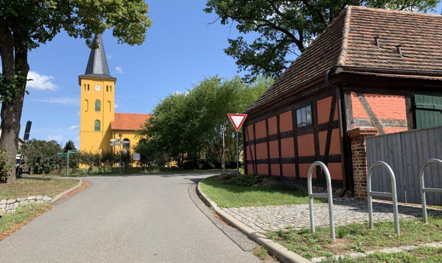 EINLADUNG 1. Regionales Dörfertreffen Havelland